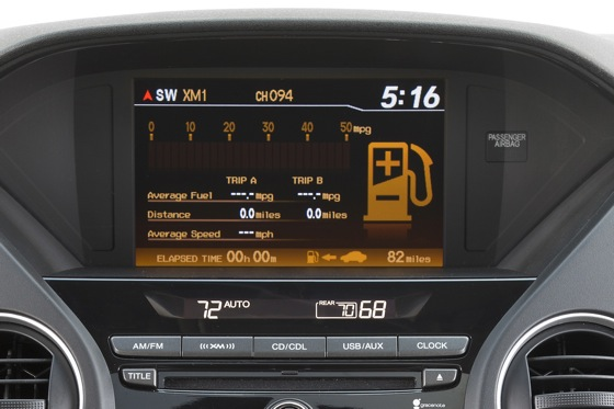2013 Honda Pilot: New Car Review featured image large thumb25