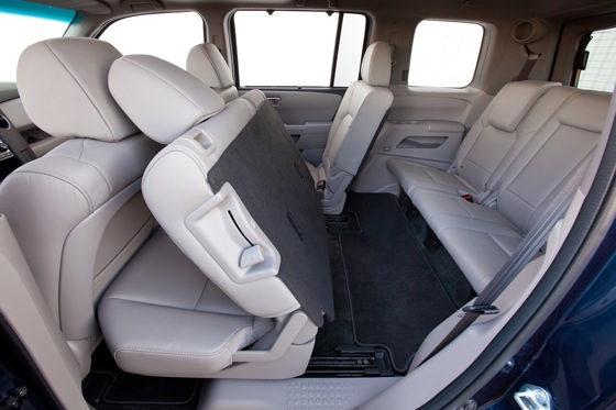 2013 Honda Pilot: New Car Review featured image large thumb30
