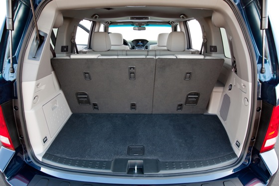 2013 Honda Pilot: New Car Review featured image large thumb31