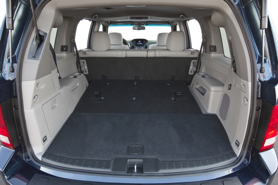 2013 Honda Pilot: New Car Review featured image large thumb33
