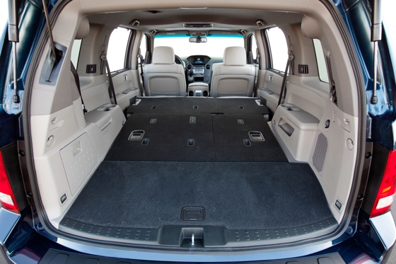 2013 Honda Pilot: New Car Review featured image large thumb34