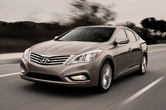 2012 Hyundai Azera: New Car Review