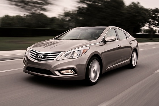 2012 Hyundai Azera: New Car Review featured image large thumb1