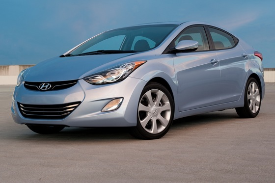 2012 Hyundai Elantra: New Car Review featured image large thumb0