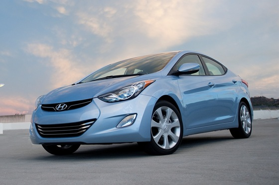 2012 Hyundai Elantra: New Car Review featured image large thumb2