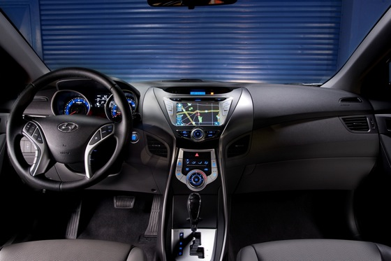 2012 Hyundai Elantra: New Car Review featured image large thumb8