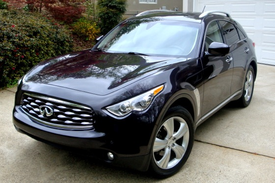 Certified Infiniti FX35: Long-Term Introduction