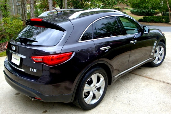 Certified Infiniti FX35: Long-Term Introduction featured image large thumb1