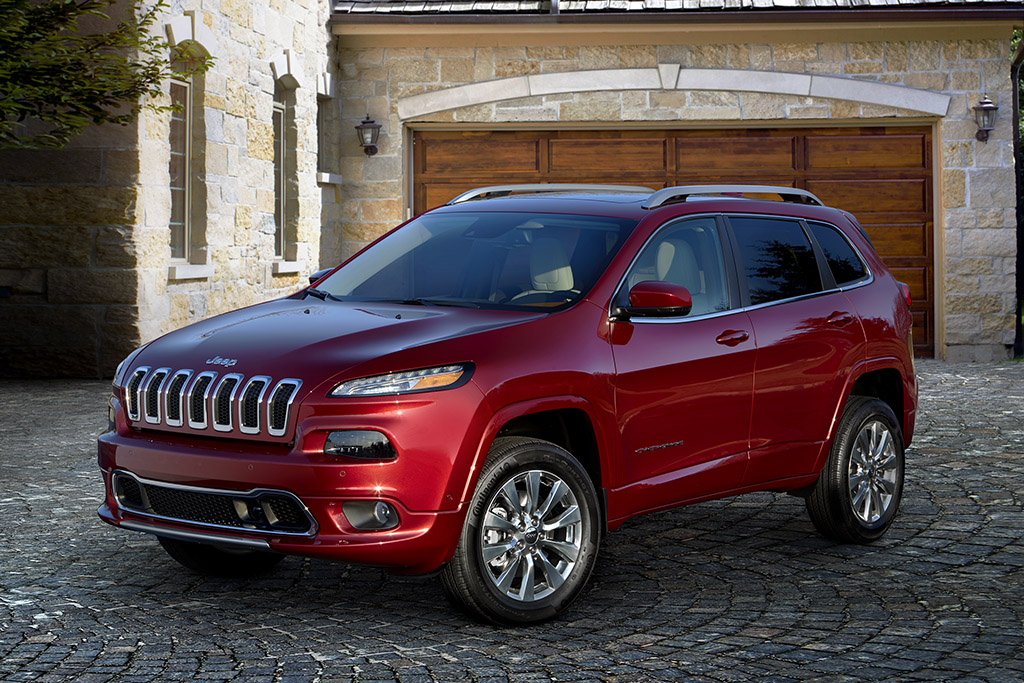 2018 Jeep Cherokee 1 of 6