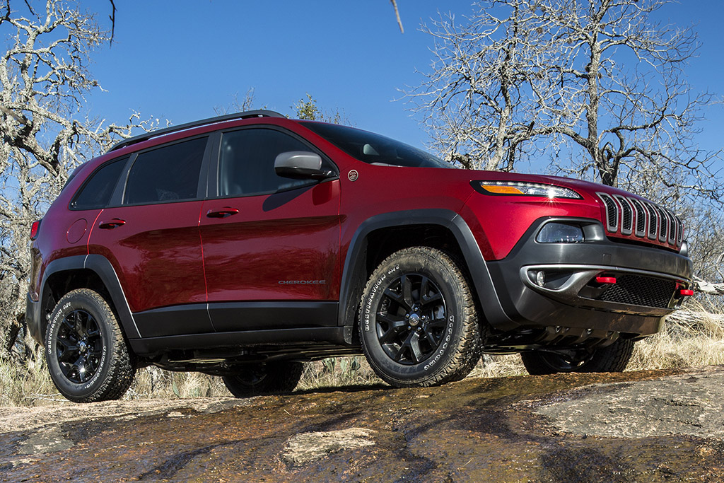 2018 Jeep Cherokee 4 of 6