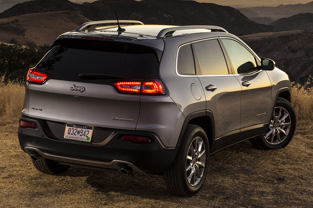 2018 Jeep Cherokee 5 of 6