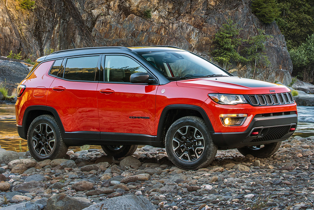 2018 Jeep Compass 4 of 6