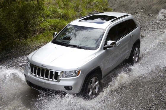 2012 Jeep Grand Cherokee: New Car Review featured image large thumb2