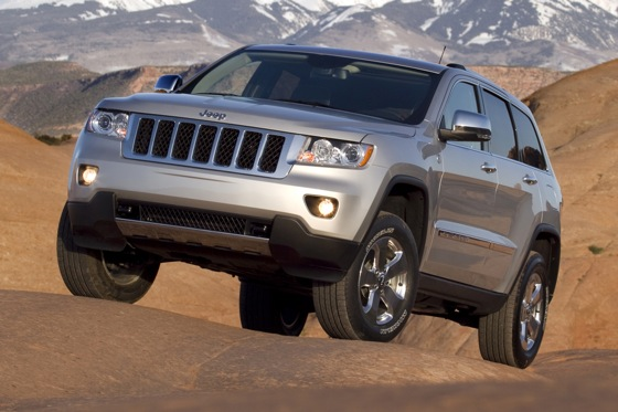 2012 Jeep Grand Cherokee: New Car Review featured image large thumb4