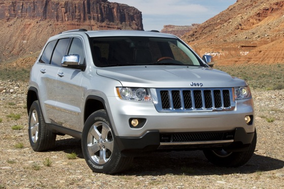 2012 Jeep Grand Cherokee: New Car Review featured image large thumb5