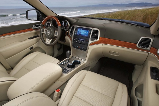 2012 Jeep Grand Cherokee: New Car Review featured image large thumb6