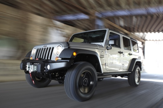 2013 Jeep Wrangler: New Car Review featured image large thumb2