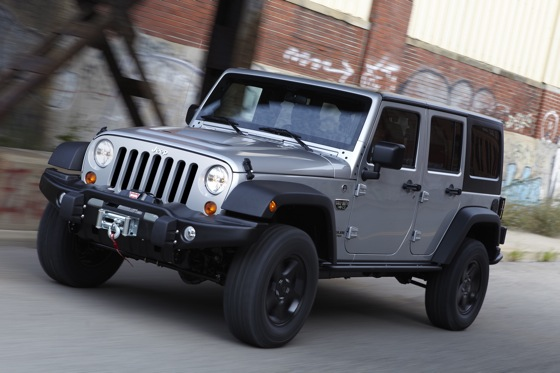2013 Jeep Wrangler: New Car Review featured image large thumb5