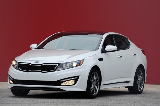 2013 Kia Optima: New Car Review