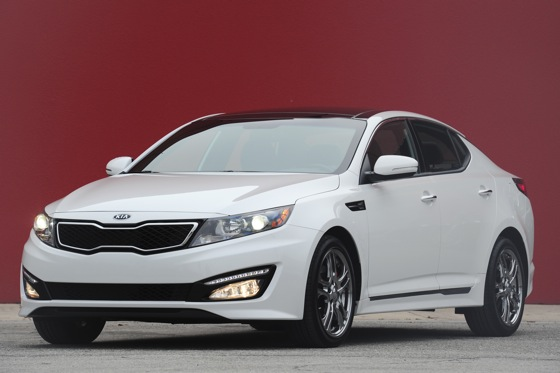2012 Kia Optima SXL: First Drive featured image large thumb2