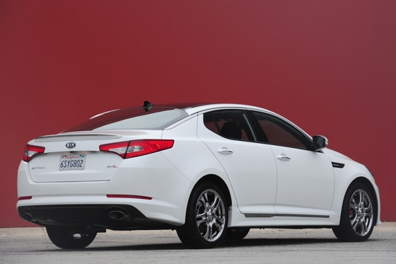 2012 Kia Optima SXL: First Drive featured image large thumb3