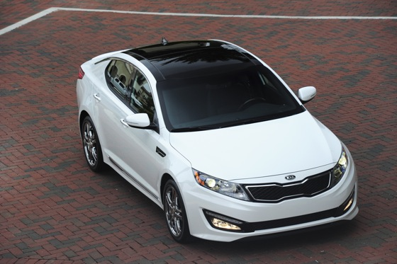 2012 Kia Optima SXL: First Drive featured image large thumb4