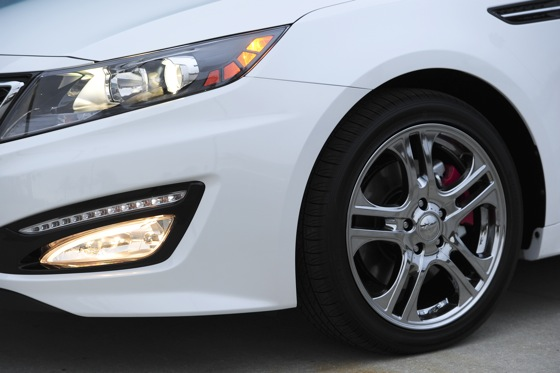 2012 Kia Optima SXL: First Drive featured image large thumb15