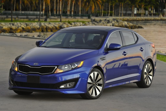 2013 Kia Optima: New Car Review featured image large thumb23