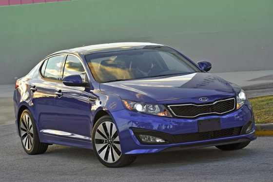 2013 Kia Optima: New Car Review featured image large thumb26