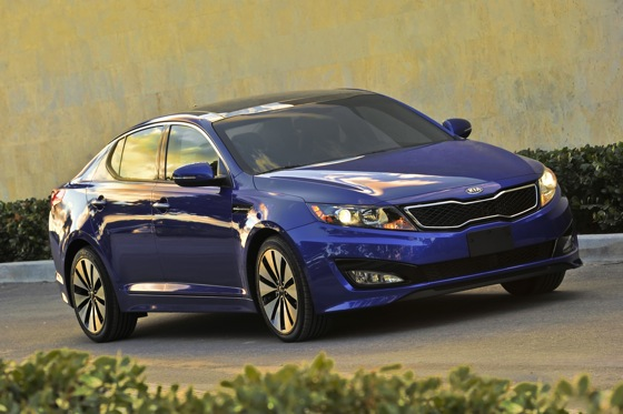 2013 Kia Optima: New Car Review featured image large thumb29