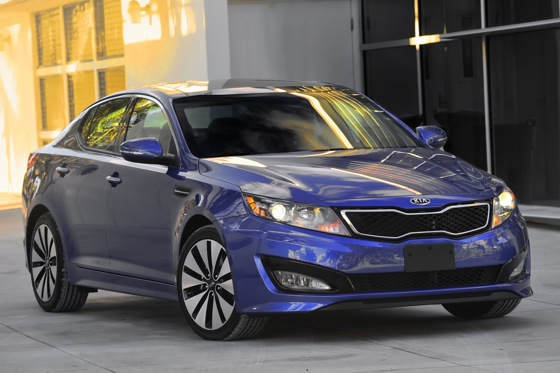 2013 Kia Optima: New Car Review featured image large thumb36