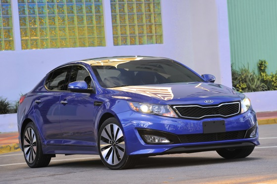 2013 Kia Optima: New Car Review featured image large thumb38