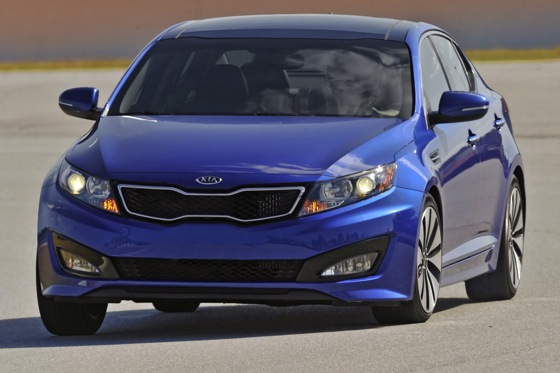 2013 Kia Optima: New Car Review featured image large thumb39