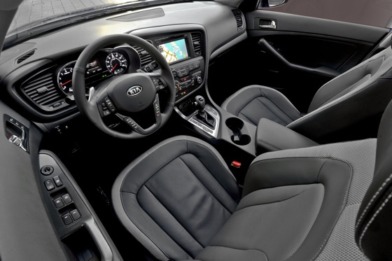 2013 Kia Optima: New Car Review featured image large thumb42