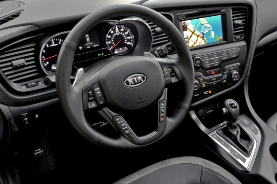 2013 Kia Optima: New Car Review featured image large thumb44