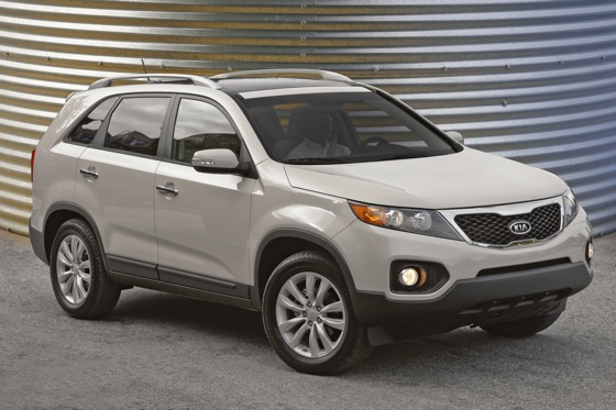 2012 Kia Sorento: New Car Review