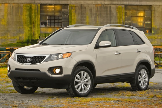 2011 Kia Sorento: Used Car Review featured image large thumb2