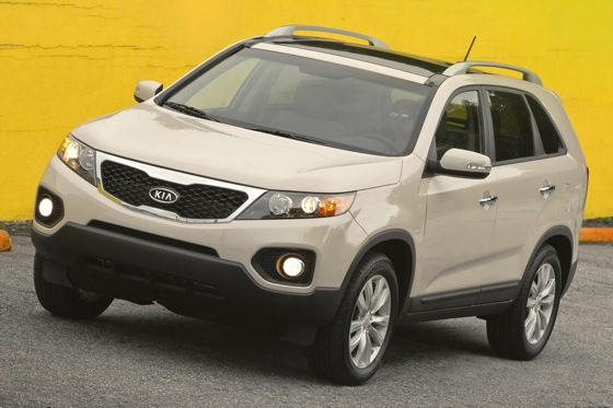 2011 Kia Sorento: Used Car Review featured image large thumb3