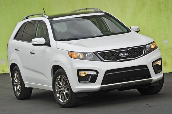 2013 Kia Sorento: New Car Review featured image large thumb8