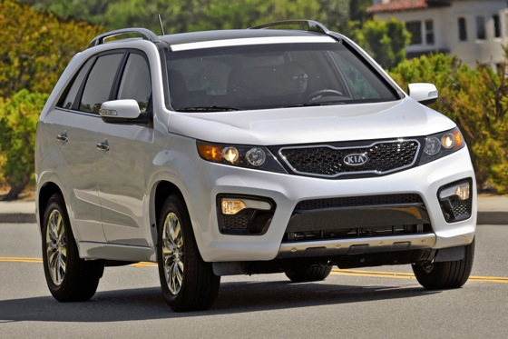 2013 Kia Sorento: New Car Review featured image large thumb16