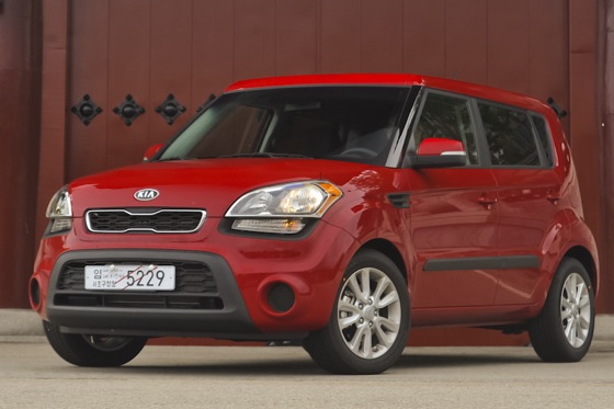 2012 Kia Soul: New Car Review