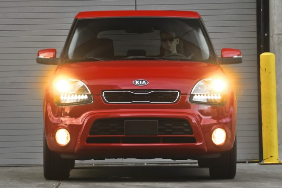 2013 Kia Soul: New Car Review featured image large thumb10