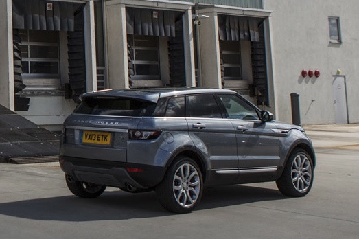 2014 Land Rover Range Rover Evoque: New Car Review featured image large thumb0