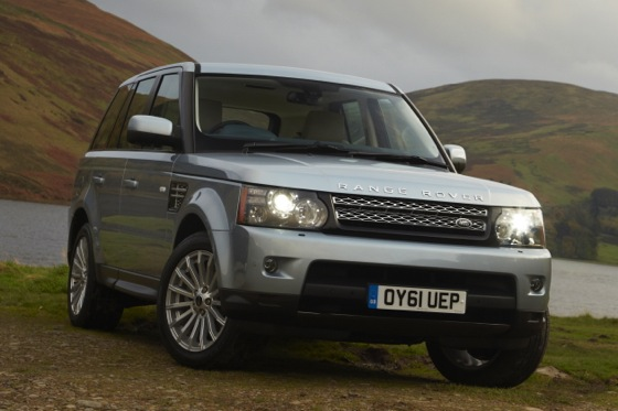 2012 Land Rover Range Rover Sport: Real-World Test
