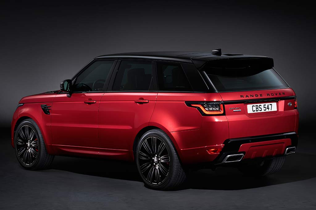 2018 Land Rover Range Rover Sport 3 of 6