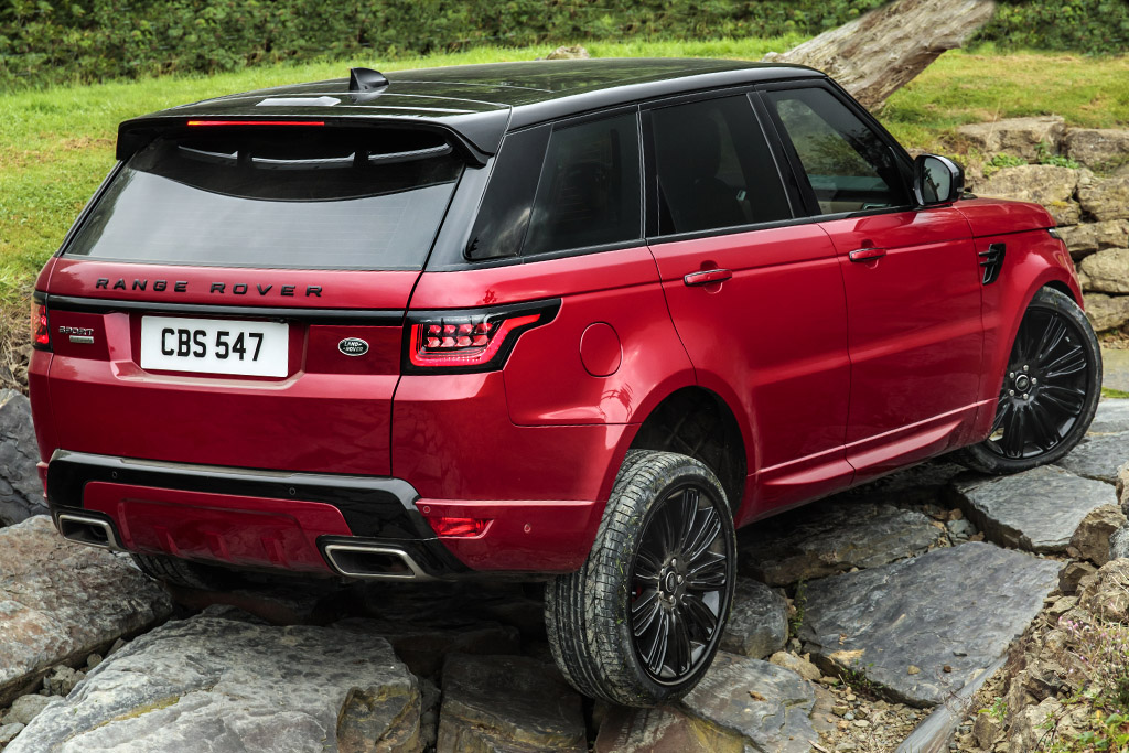 2018 Land Rover Range Rover Sport 4 of 6
