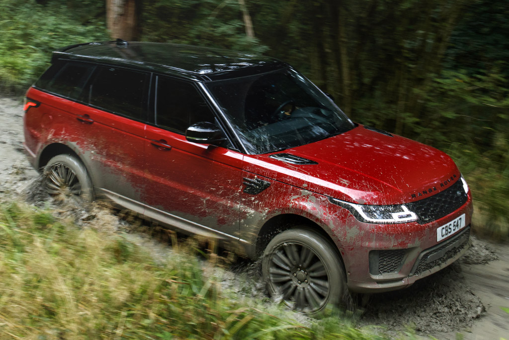 2018 Land Rover Range Rover Sport 5 of 6