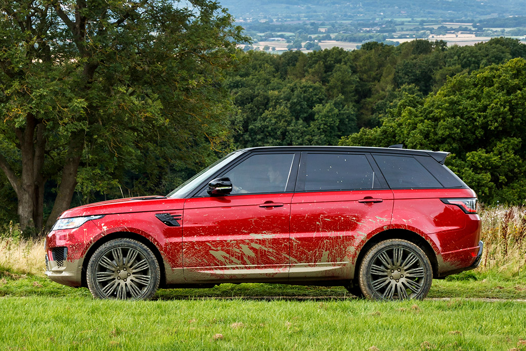 2018 Land Rover Range Rover Sport 6 of 6