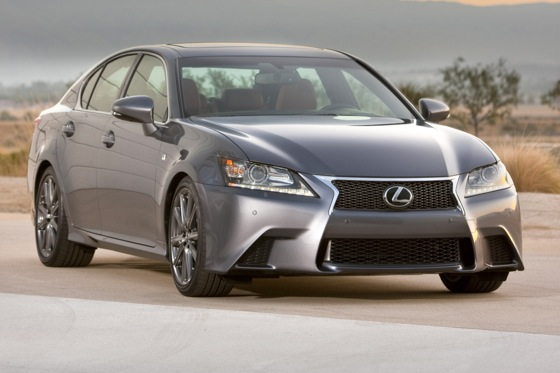 2013 Lexus GS 350 F-Sport: Real-World Test featured image large thumb2