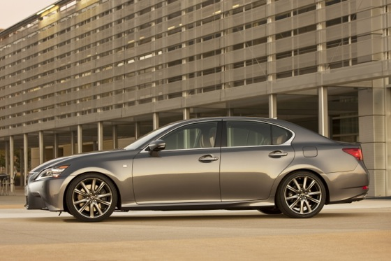 2013 Lexus GS 350 F-Sport: Real-World Test featured image large thumb4